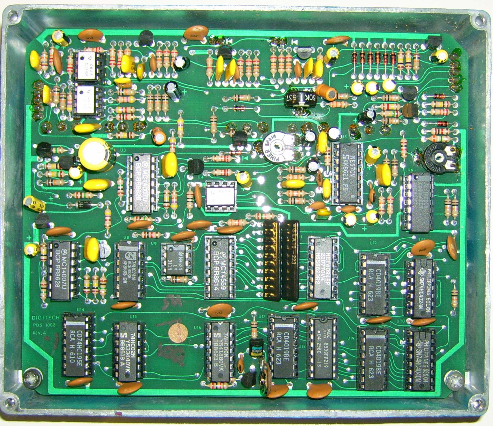 ... PDS-1002 Board ...